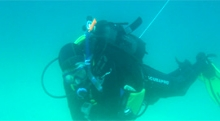 Thassos diving