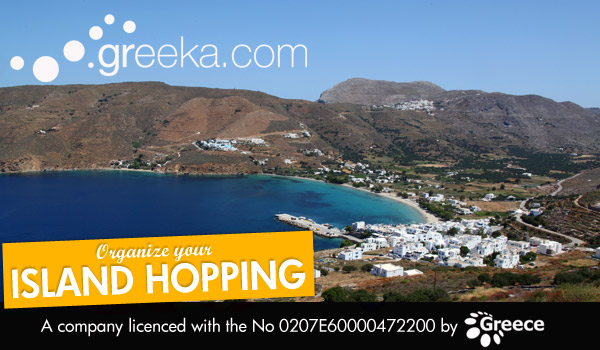 Amorgos Island Hopping Packages