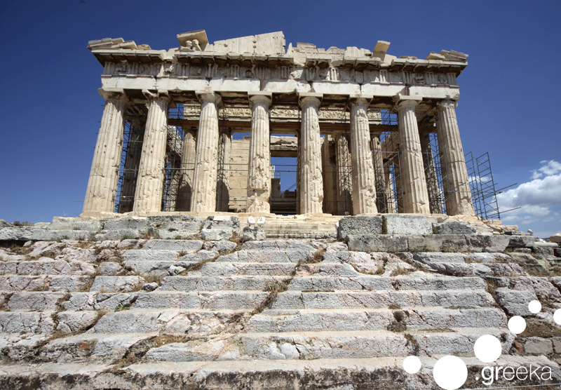 the greek architecture The ancient greeks definitely left quite a legacy in the world today here are 25 influential pieces of ancient greek architecture.