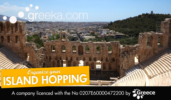 Athens Island Hopping Packages
