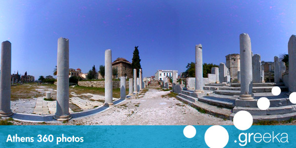 360 picture of Athens, Greece
