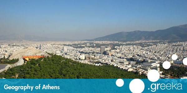 Athens Geography
