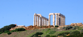 Sightseeing tour to Cape Sounion