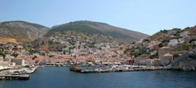 Cruise to Saronic islands