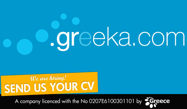 Career on www.greeka.com