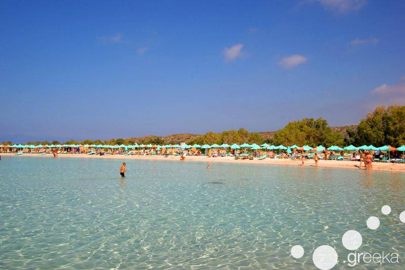 Crete Elafonissi Beach