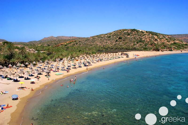 Best Beaches Crete North