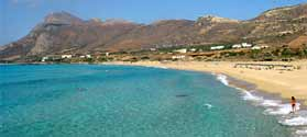Discover Chania beaches