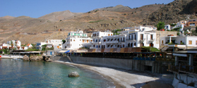 Picturesque village of Sfakia