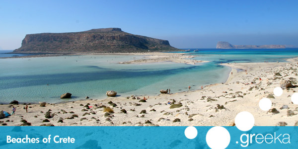 Best Beaches In Crete Island Greeka Com