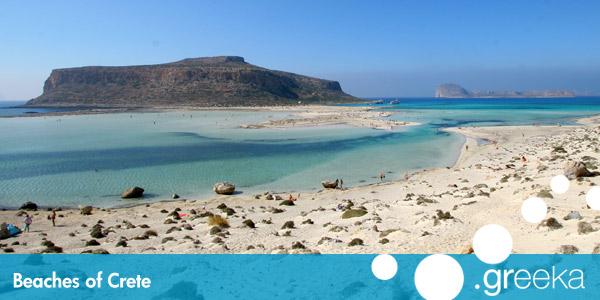 Best Beaches in Crete island - Greeka.com