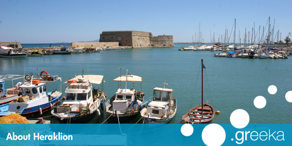 About Heraklion
