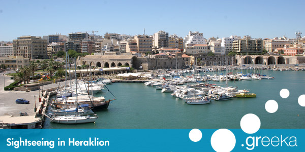 Heraklion sightseeing