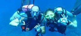 Enjoy diving in Lassithi