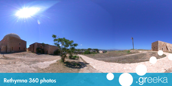 360 picture of Rethymno, Greece