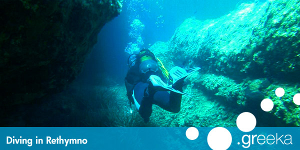 Rethymno diving
