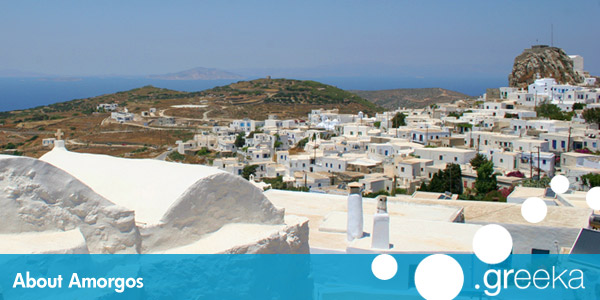 About Amorgos