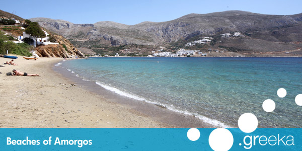 Best 19 Beaches in Amorgos island Greekacom
