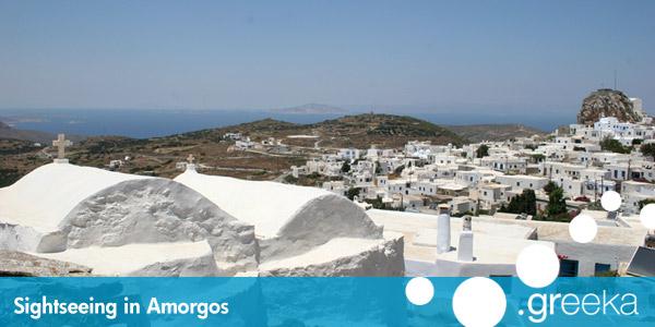 12 Sightseeing In Amorgos Island Greeka Com