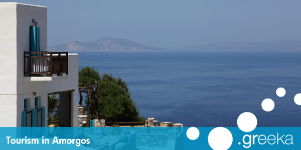 Tourism in Amorgos island Greece Greekacom