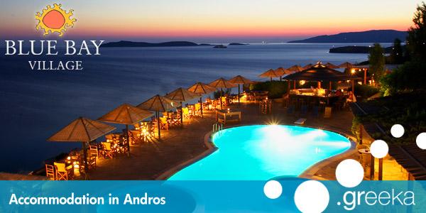 Hotels In Andros Island Greece Greeka Com