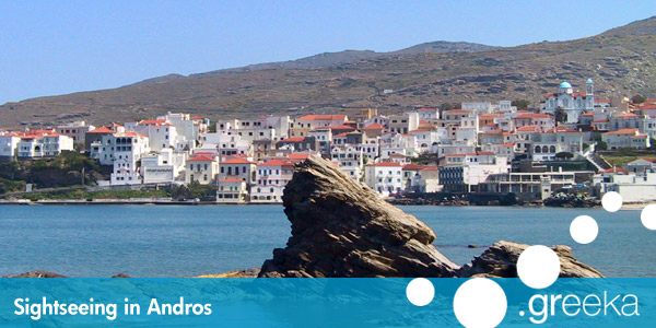 Andros sightseeing
