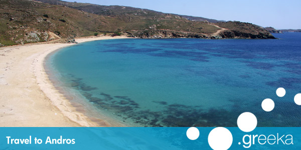 Ways To Travel To Andros Island Greeka Com