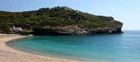 Discover Andros beaches