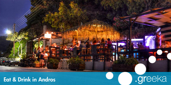 Eat and Drink in Andros