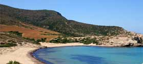 Discover Antiparos beaches