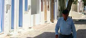 Discover Antiparos villages