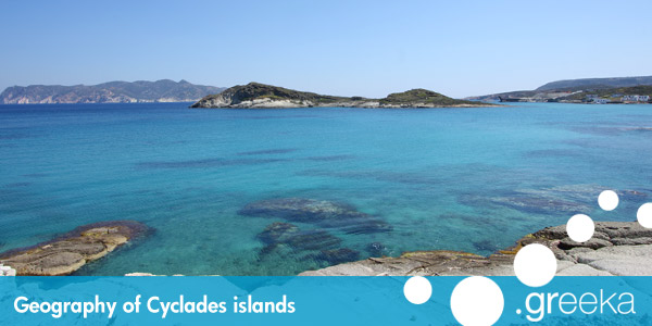 Cyclades geography