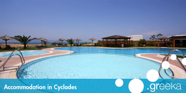 Cyclades hotels