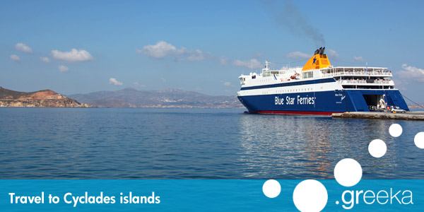 Cyclades travel