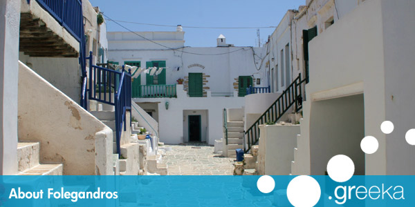 About Folegandros