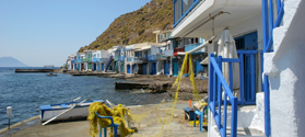Holiday to Folegandros and Milos
