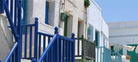 Discover Folegandros villages