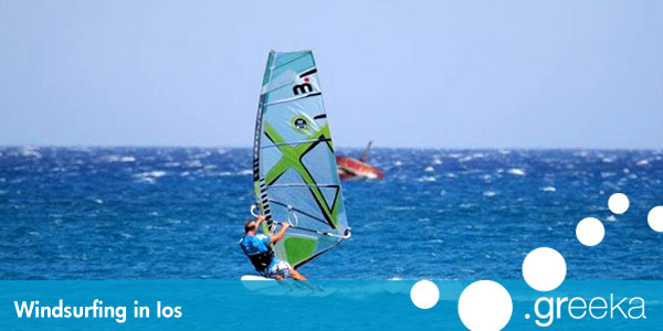 Ios windsurfing