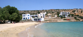 Day trip to Iraklia from Naxos