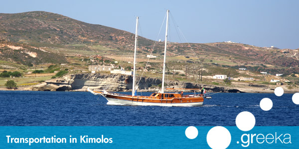 Kimolos transportation