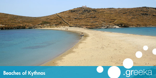 Best 9 Beaches In Kythnos Island Greeka Com