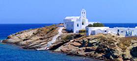 Holiday to Milos and Sifnos
