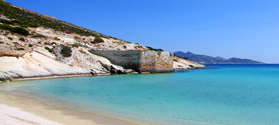 Beautiful island of Kimolos