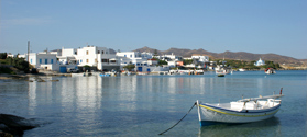 Fishing village of Pollonia