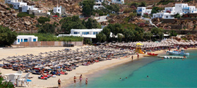 Discover Mykonos beaches