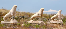 Tour to Ancient Delos
