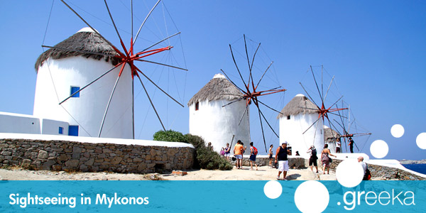 Mykonos sightseeing