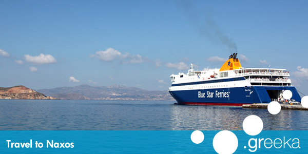 Naxos travel