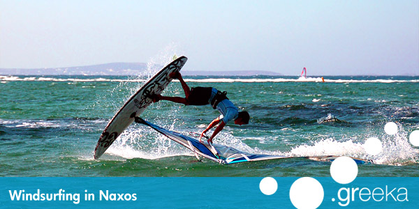 Best Windsurfing Greek Islands