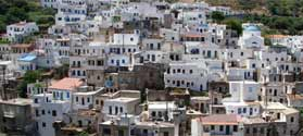 Discover Naxos villages